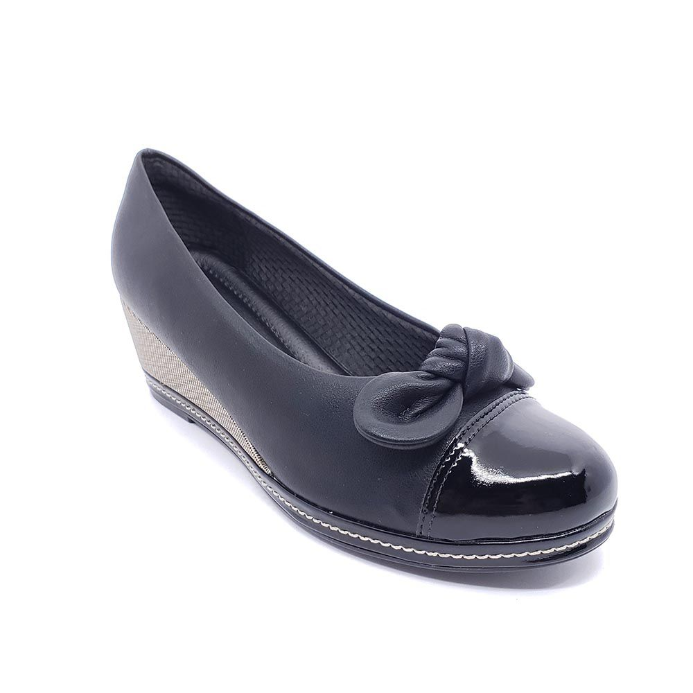Sapato Piccadilly Anabela 348004