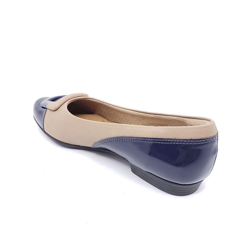 Sapato Piccadilly Feminino Salto Baixo 251073