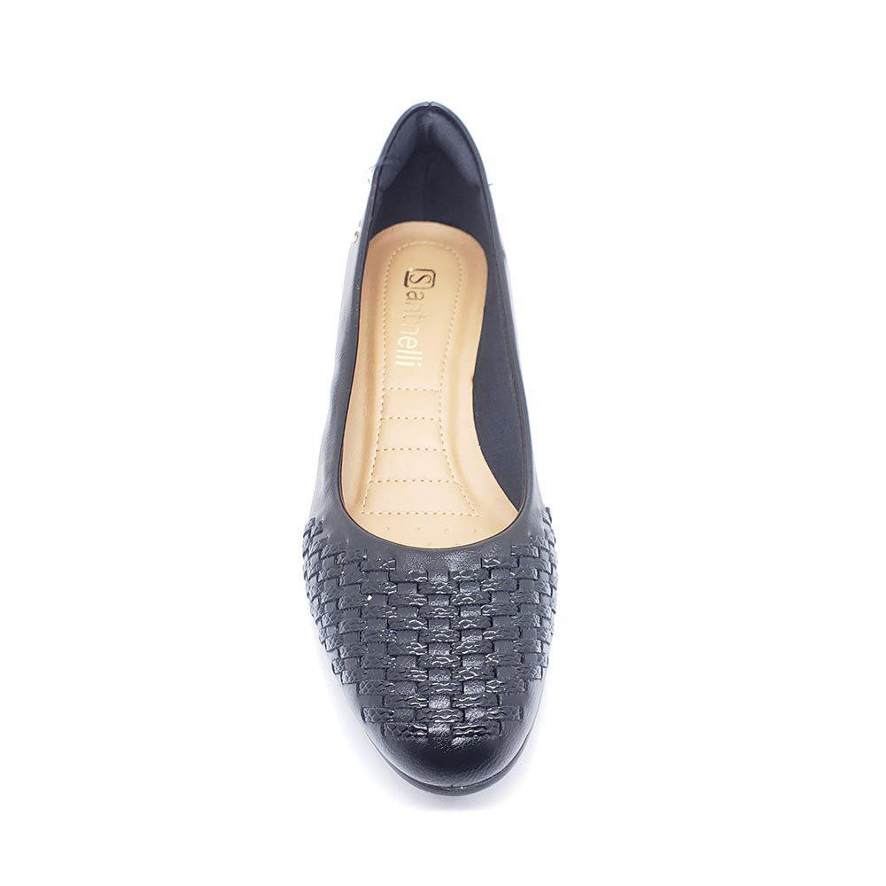 Sapato Santinelli Salto Baixo 1292-003