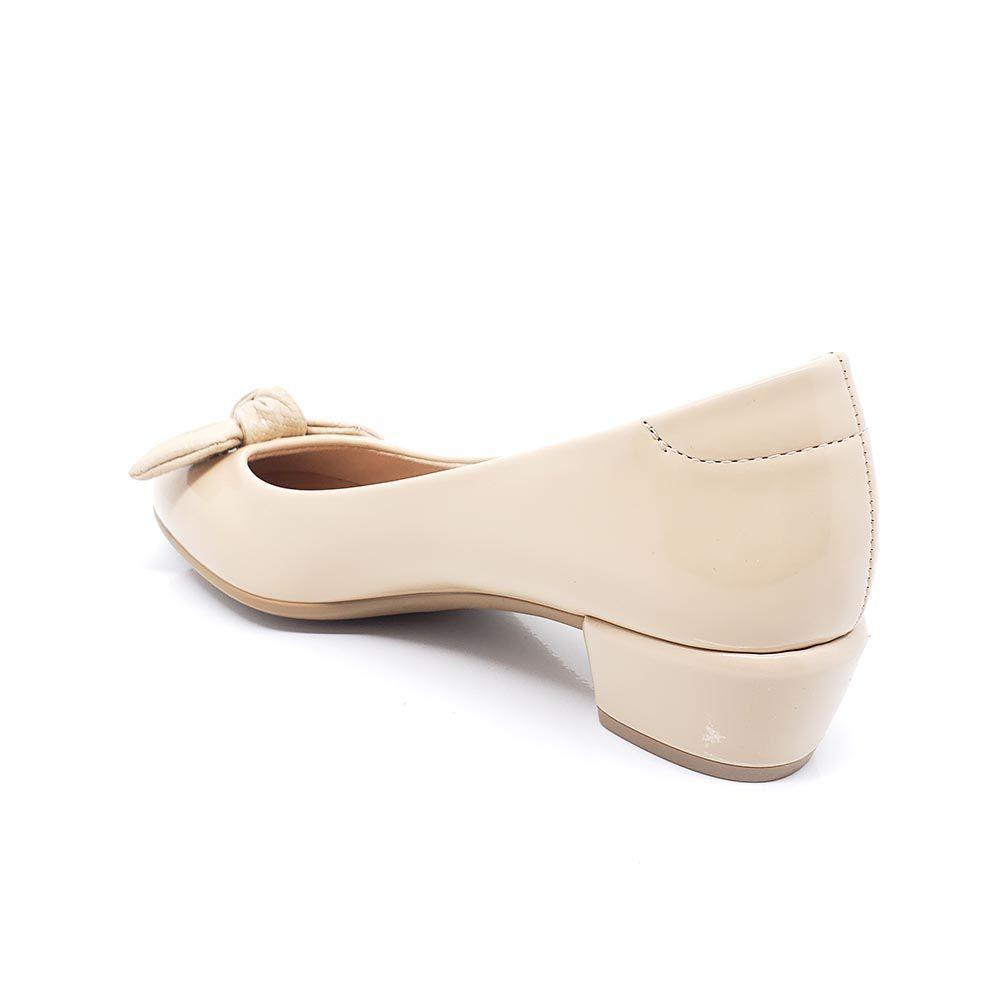 Sapato Santinelli Salto Baixo 1292-019