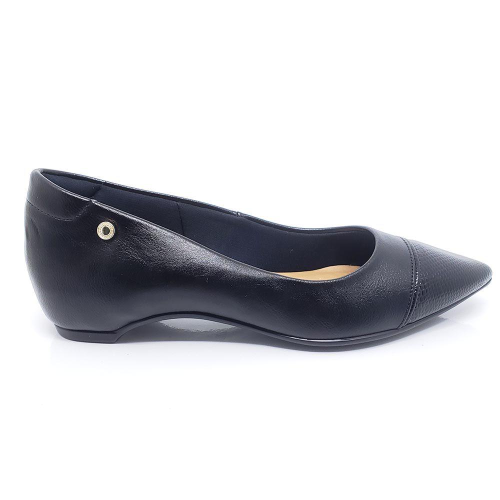 Sapato Satinelli Salto Embutido 1260-064