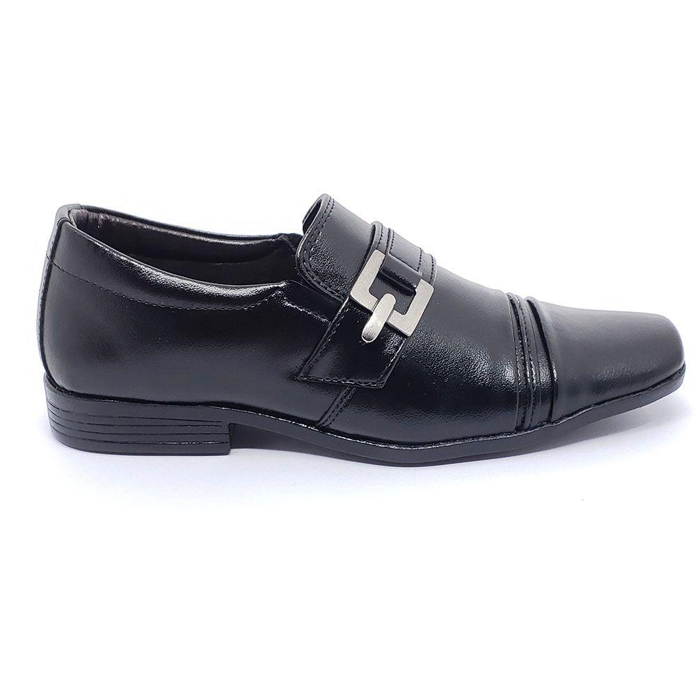 Sapato Social Infantil Bertelli - 70.105