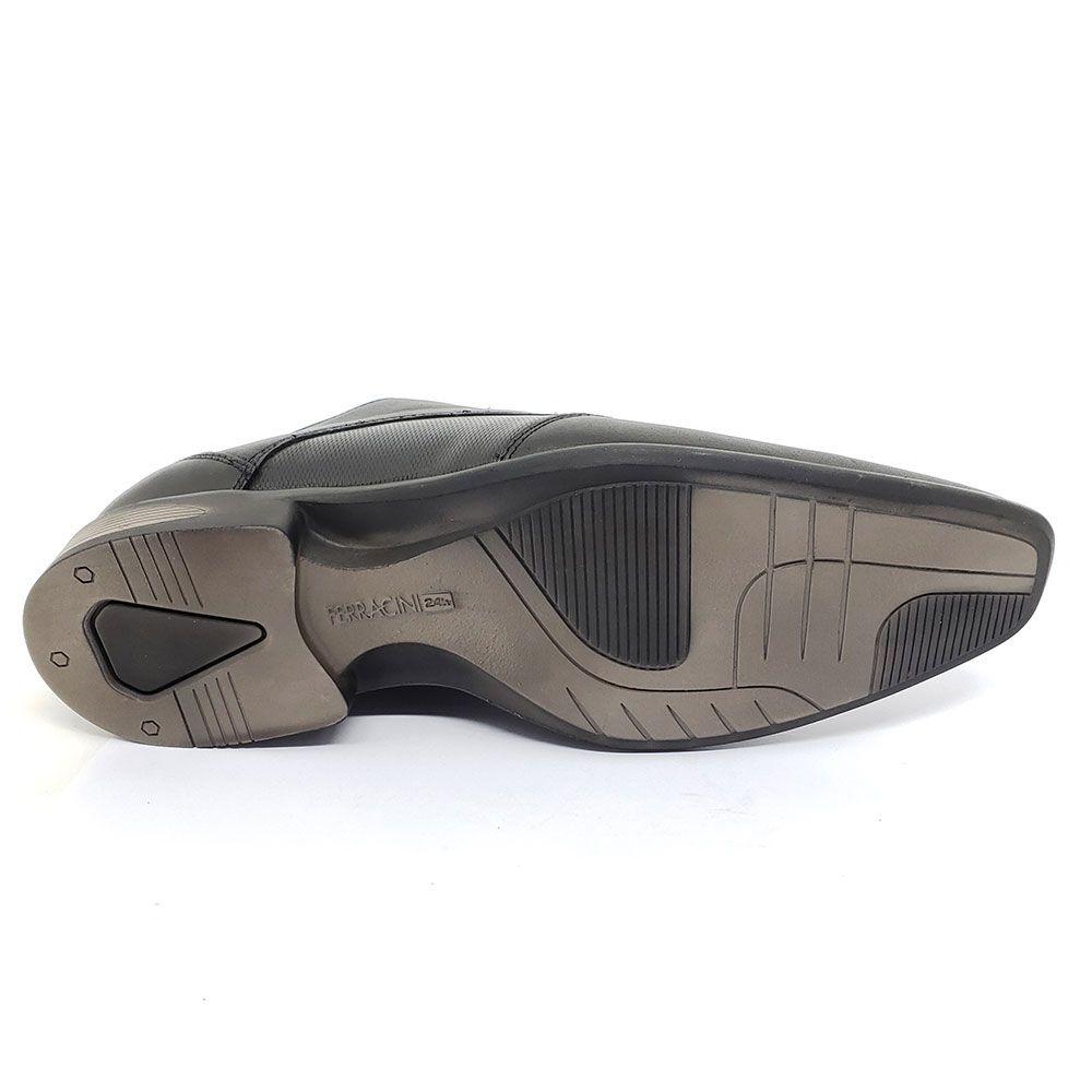 Sapato Social Ferracini Couro - 3676