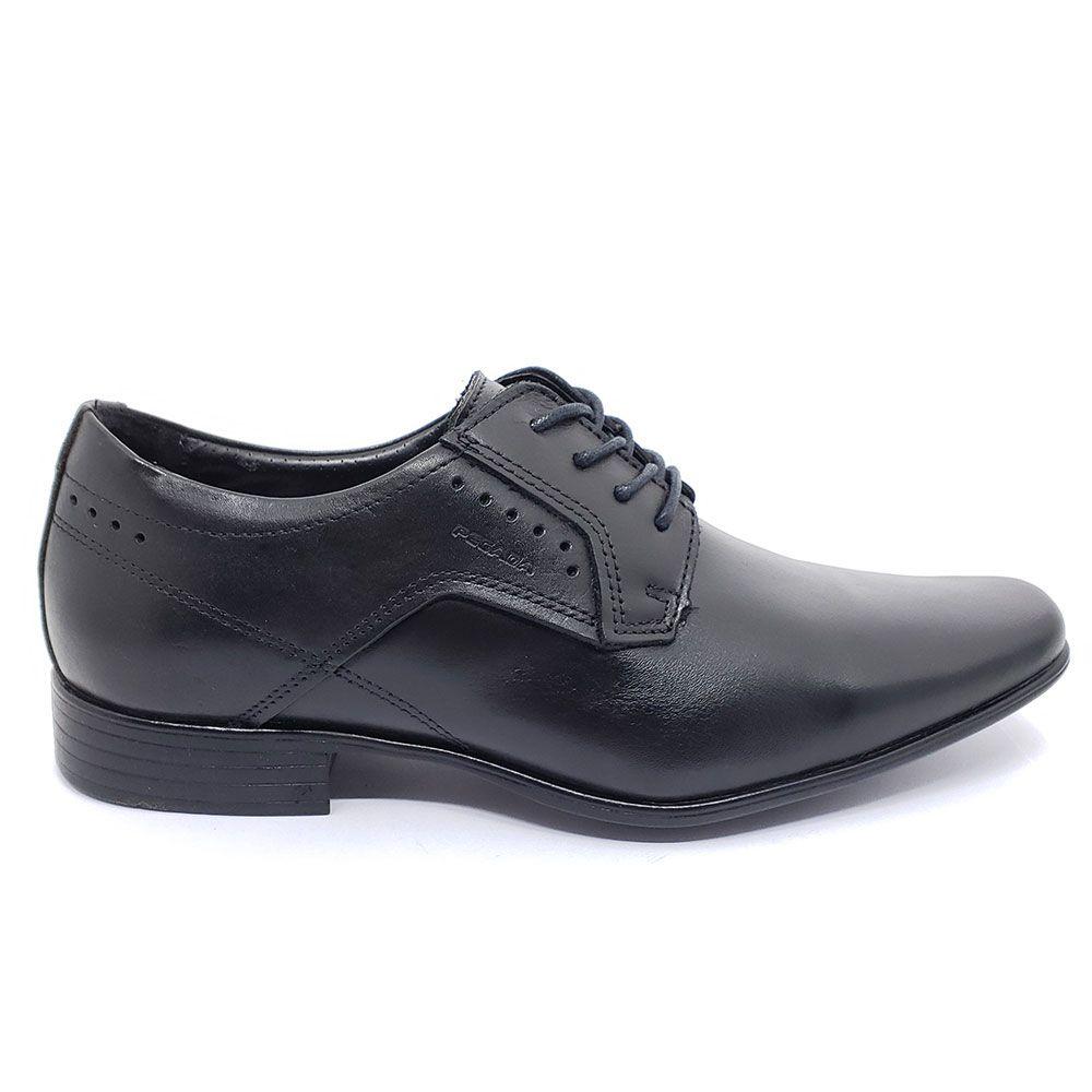 Sapato Social Pegada em Couro - 124654