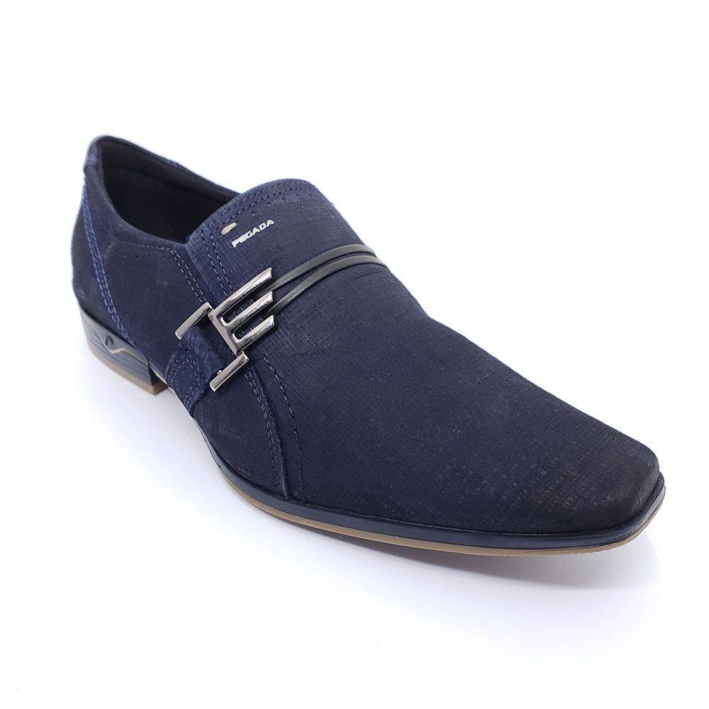 Sapato Social Pegada Marinho