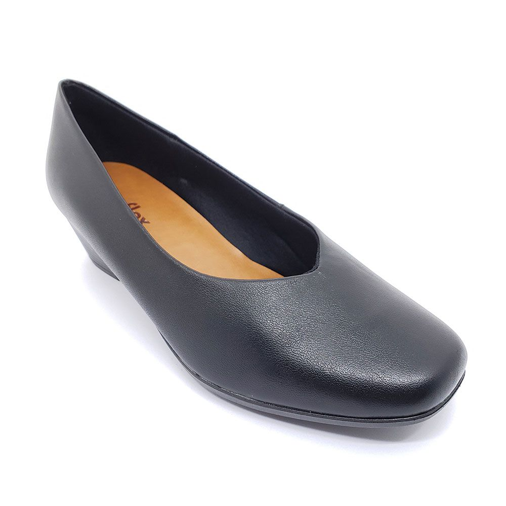 Sapato Usaflex Couro - AC3201