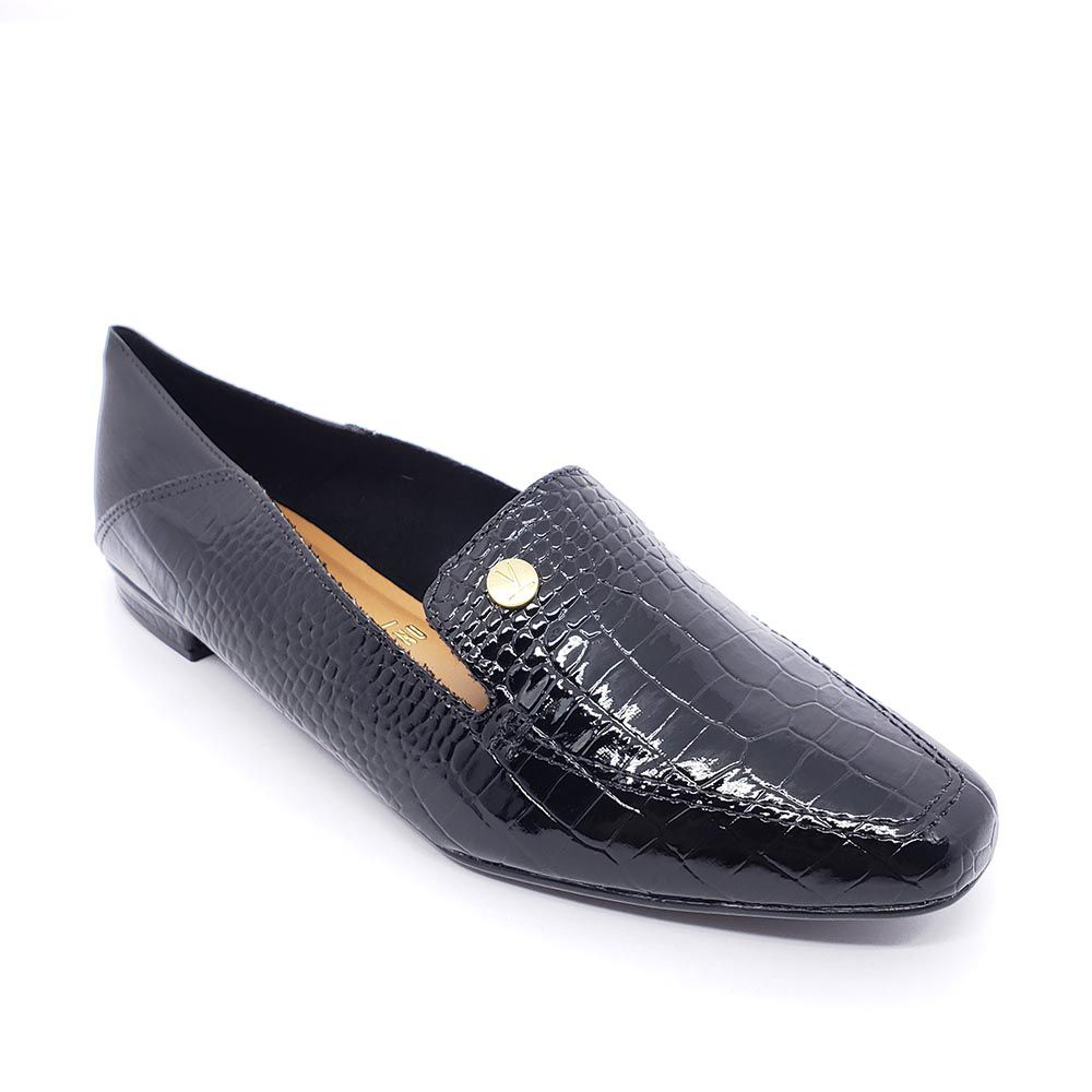Sapato VIzzano Salto Baixo Verniz 1351100-A