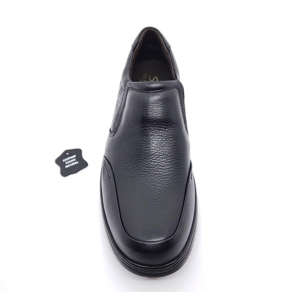 Sapato Sollu em Couro - 32308