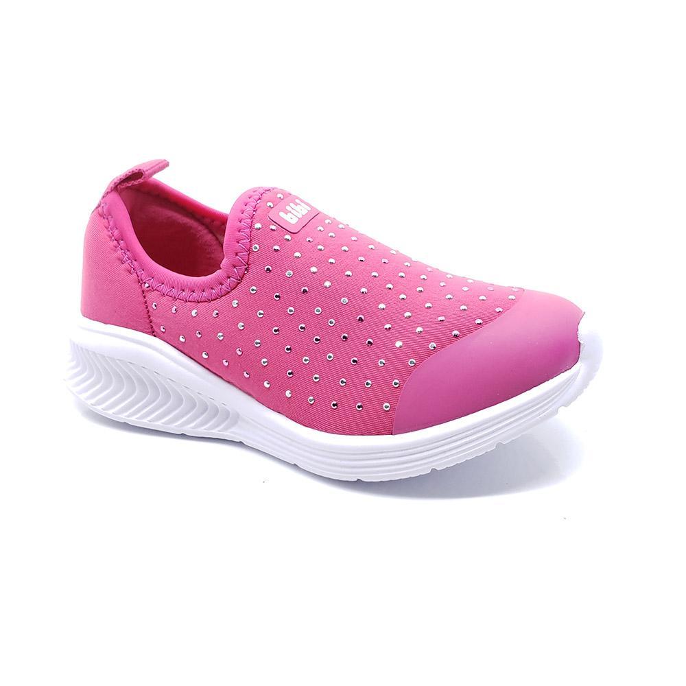 Tênis Infantil Bibi Fly Baby Hot Pink 1136078