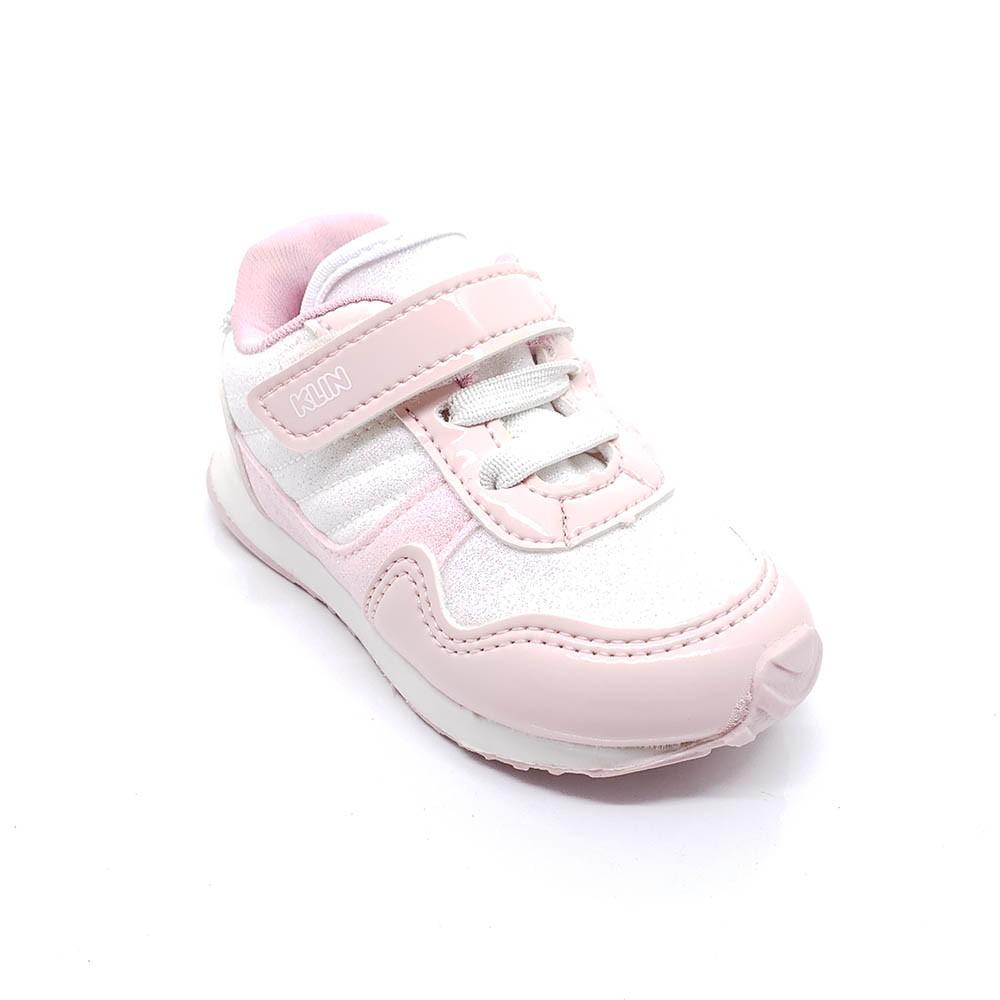 Tênis Klin Menina Mini Walk 453077