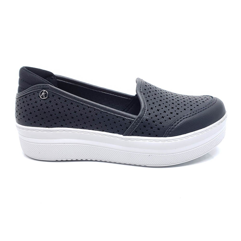 Tênis Kolosh Slip On Lasercut C2404