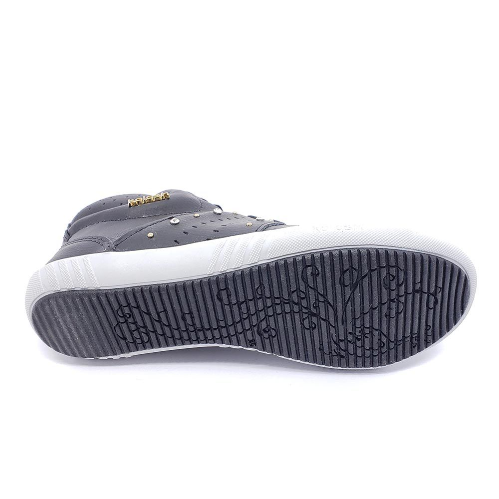 Tênis Kolosh Sneaker Cano Alto Bota Elástico C0114