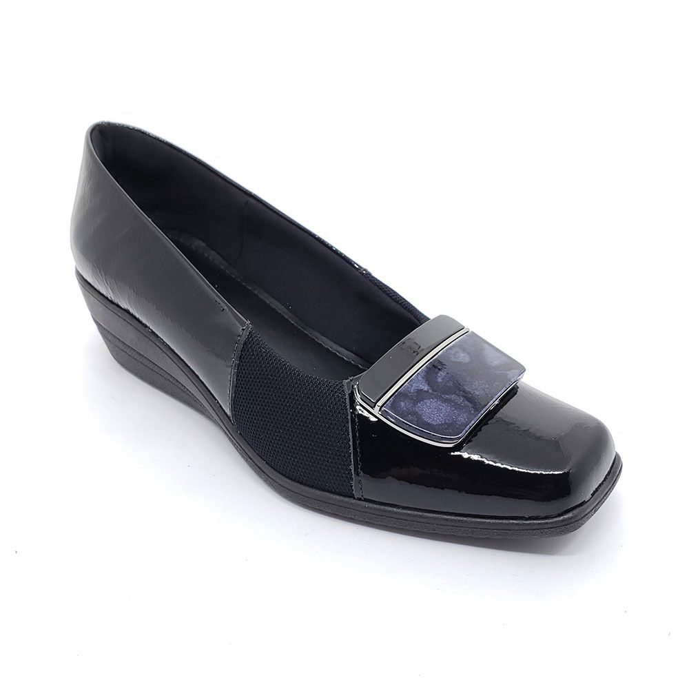 Sapato Feminino Care Joanetes Usaflex