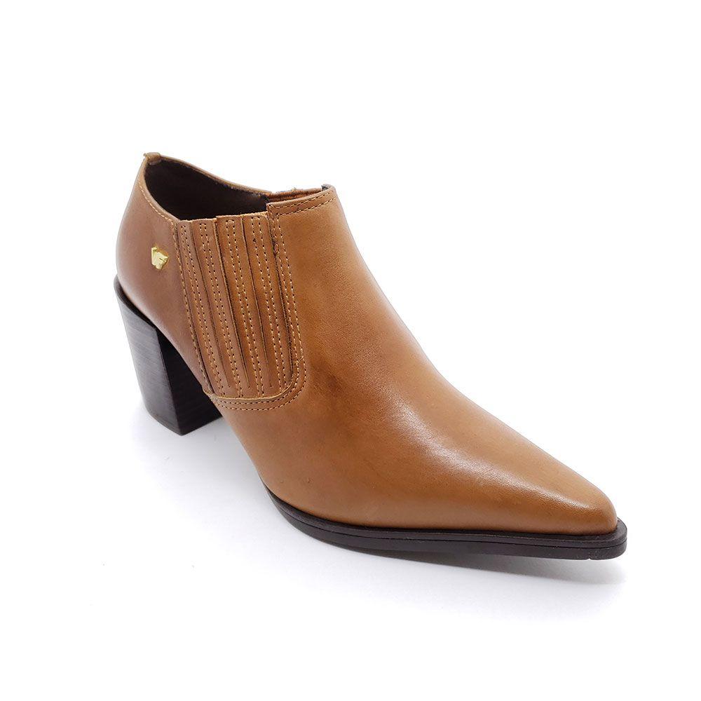Sapato Verofatto Couro - 6012902