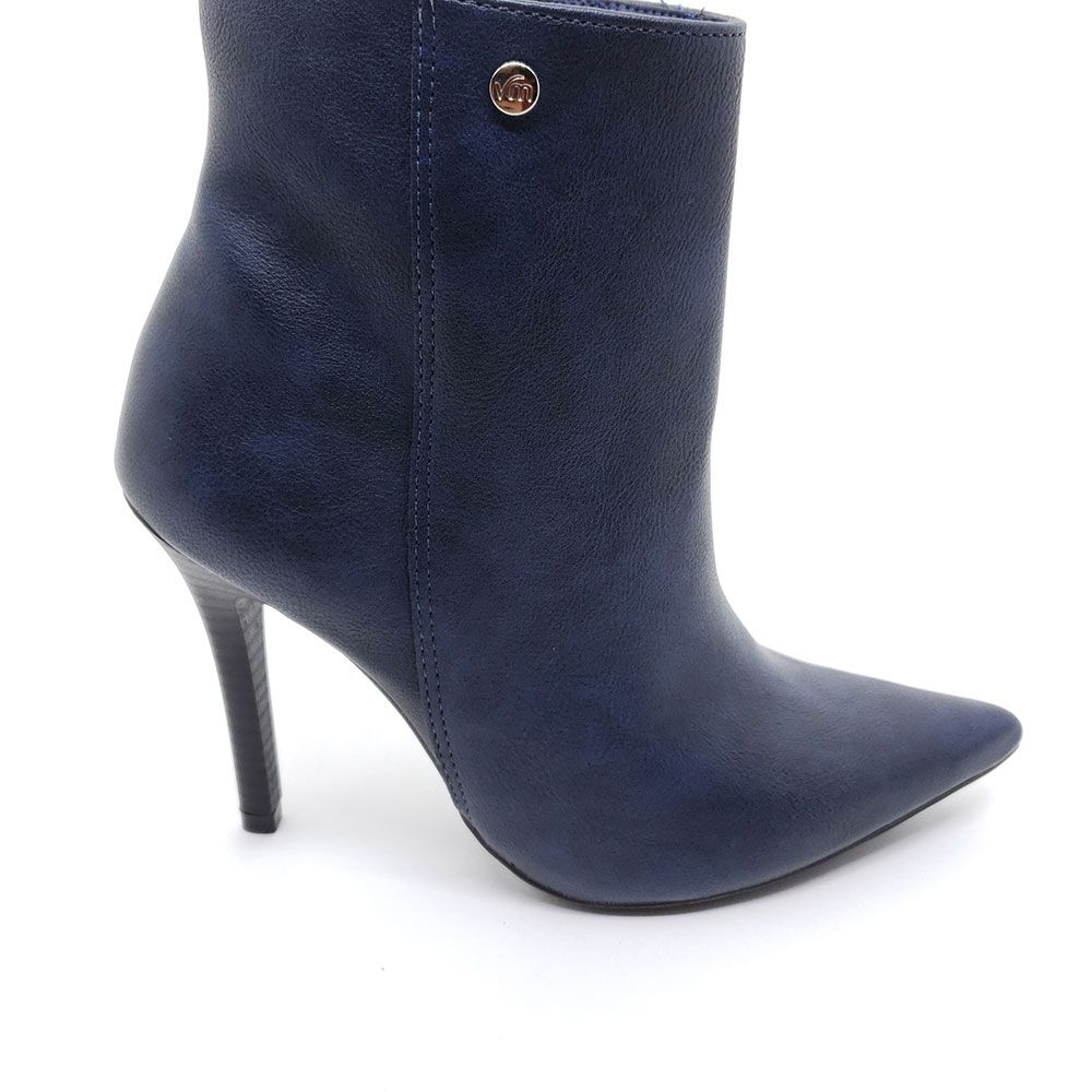 Bota Via Marte Ankle Boot Cano Curto