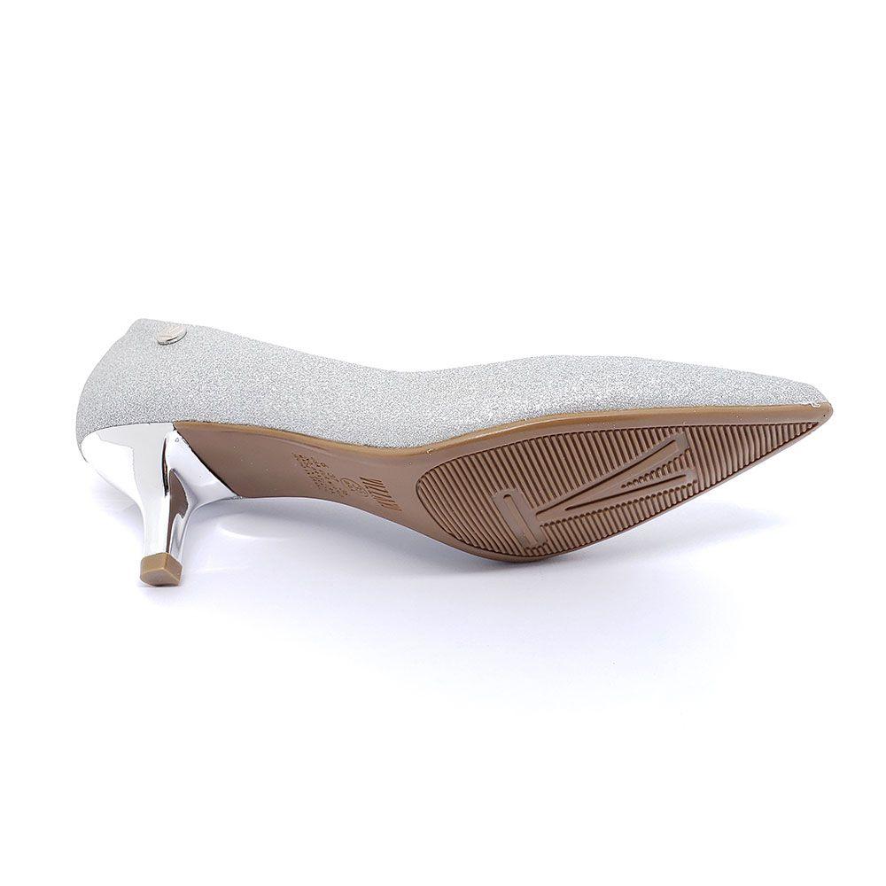 Sapato Scarpin Vizzano Salto Baixo