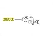 Capa plástico conector Bateria (terminal) RAV4