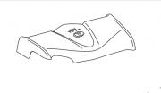 Cobertura motor (capa) Yaris