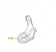 Mangueira admissão filtro de ar Corolla 2014 a 2019