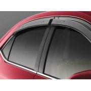 Moldura Cromada do Vidro Corolla GLi XEi XRS 2014 a 2019