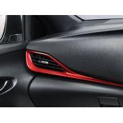 Moldura para Descanso de Braço Sport Yaris Hatch XS XLS