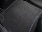Tapete de Carpete Traseiro Etios Hatch Platinum (até 2018)
