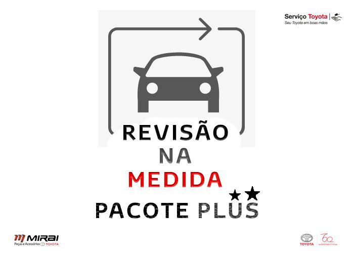 3 Revisões | Yaris | Pacote Plus  - Mirai Peças Toyota