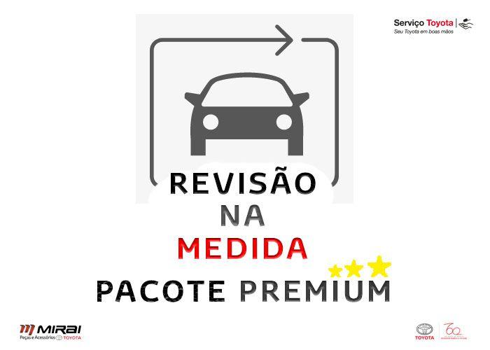 6 Revisões   Yaris   Pacote Premium  - Mirai Peças Toyota