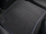 Tapete de Carpete Traseiro Etios Sedã Platinum (até 2018)