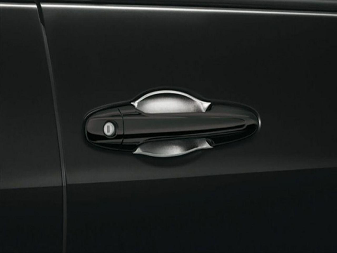Aplique Cromado da Maçaneta Hilux STD SR SRV SRX  - Mirai Peças Toyota