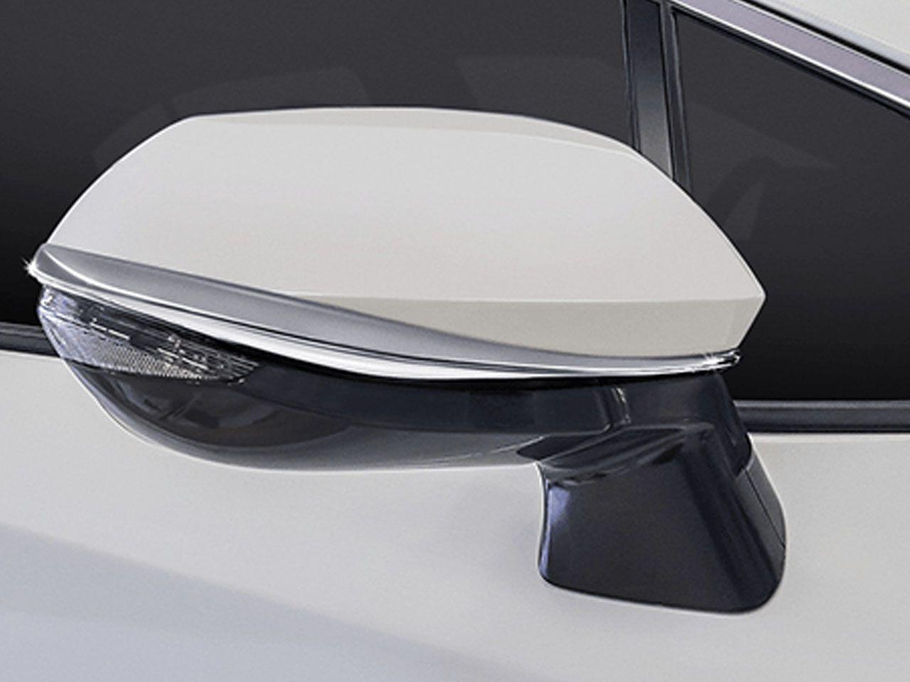 Aplique Cromado do Retrovisor New Corolla GLi XEi ALTIS  - Mirai Peças Toyota