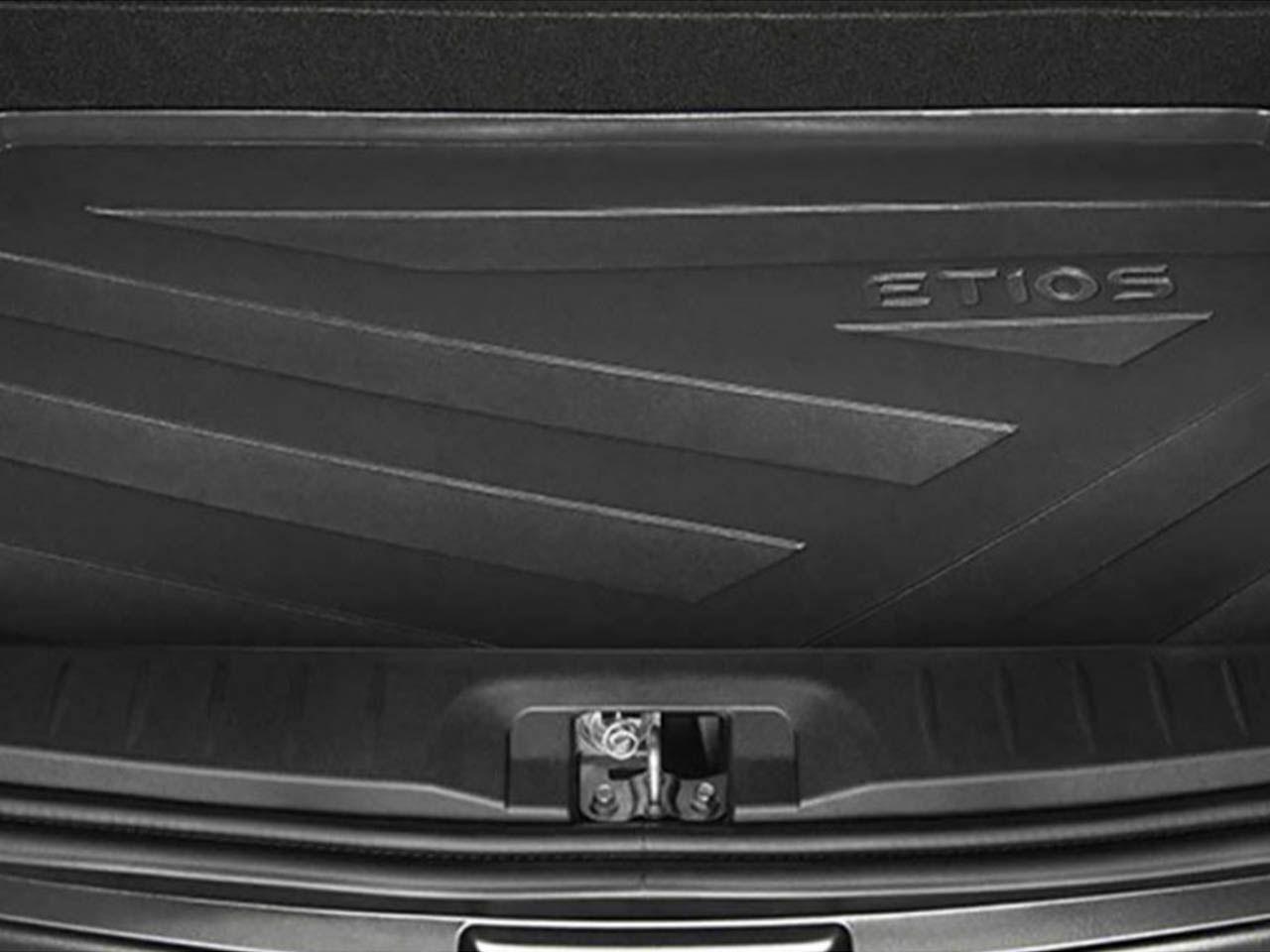 Bandeja de Porta-Malas Etios Hatch X   - Mirai Peças Toyota