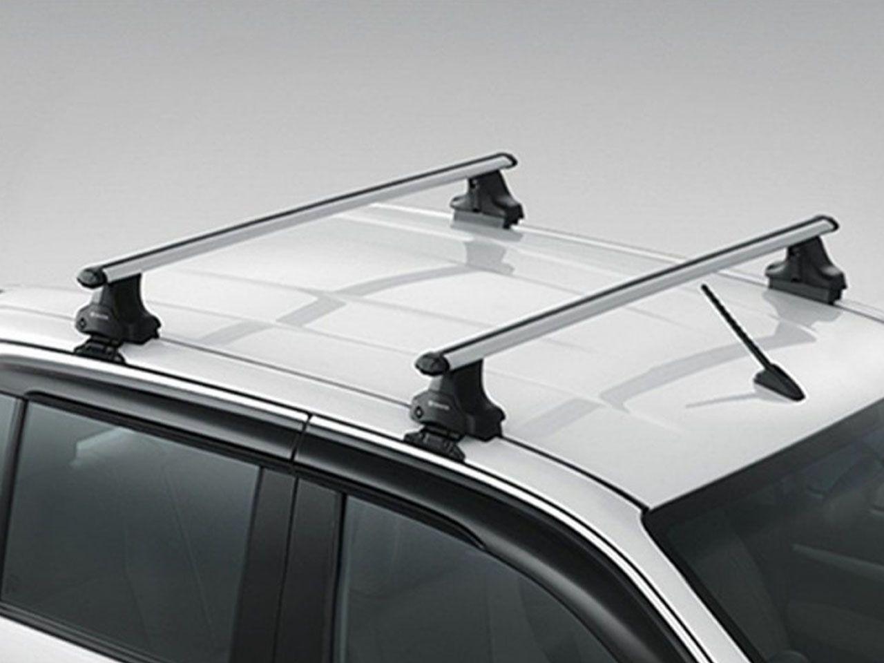 Barra Transversal de Teto Hilux STD SR SRV SRX  - Mirai Peças Toyota
