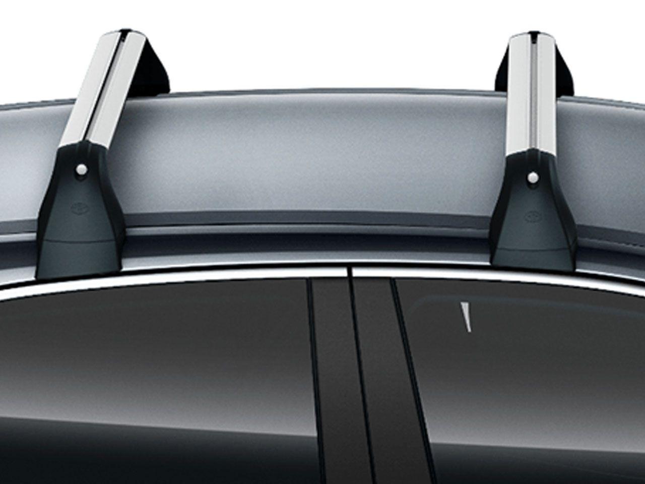 Barras Tranversais de Teto New Corolla GLi XEi ALTIS  - Mirai Peças Toyota