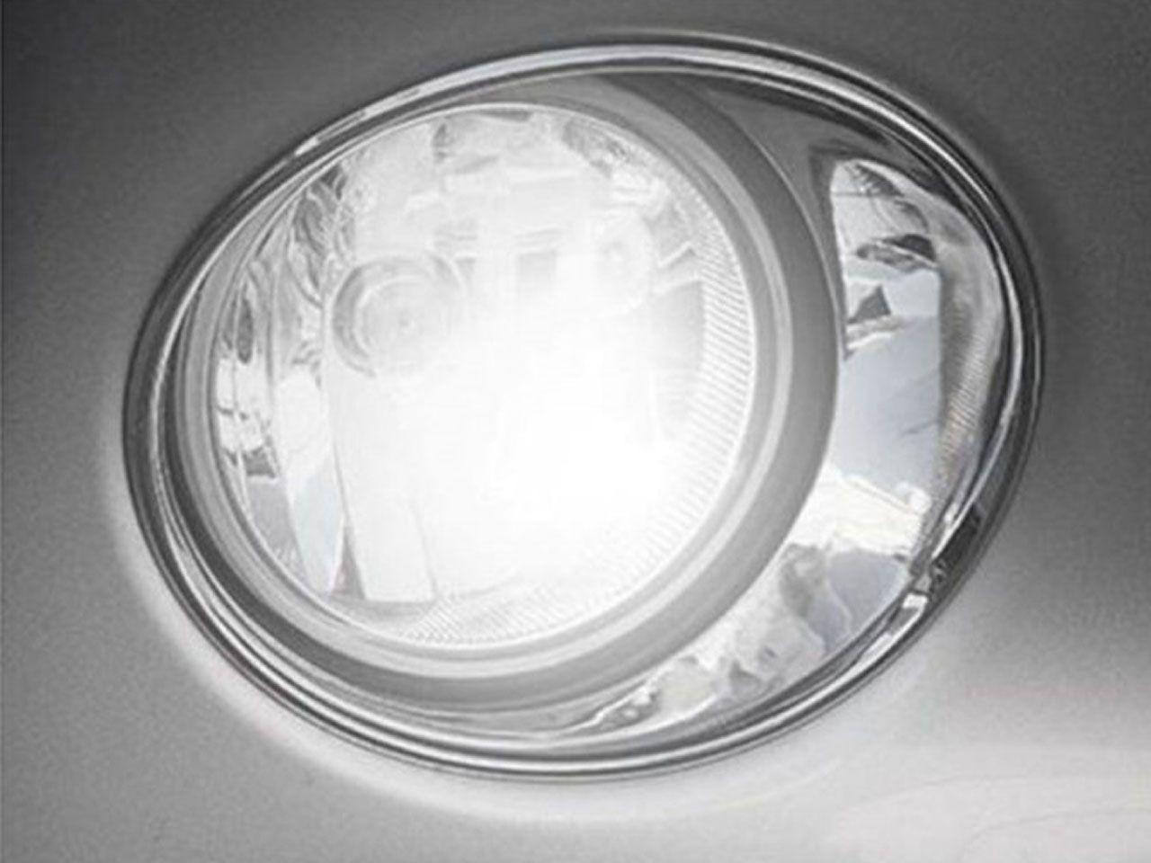 Borda do Farol de Neblina Cromada Etios Hatch X XS XLS  - Mirai Peças Toyota