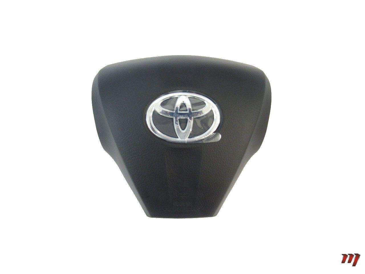 Botão Buzina Corolla XEi Manual 2012 a 2014  - Mirai Peças Toyota