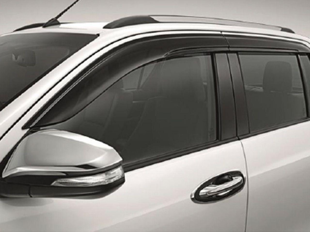 Calha de Chuva Hilux STD SR SRV SRX   - Mirai Peças Toyota