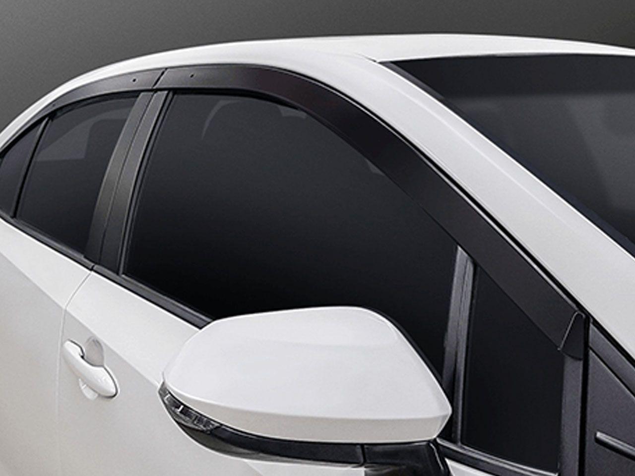 Calha de Chuva New Corolla GLi XEi ALTIS  - Mirai Peças Toyota