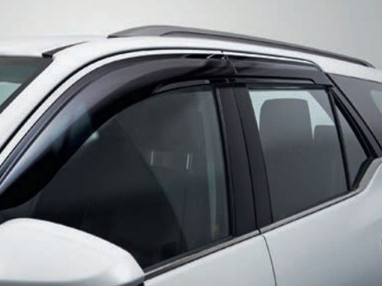 Calha de Chuva SW4 SR SRV SRX Diamond  - Mirai Peças Toyota
