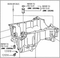 Carter Motor Etios  - Mirai Peças Toyota