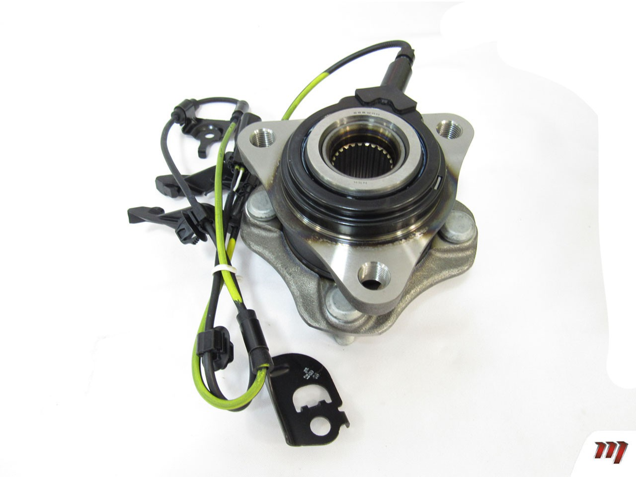 Cubo de Roda Dianteiro com Rolamento e Sensor ABS Etios  - Mirai Peças Toyota