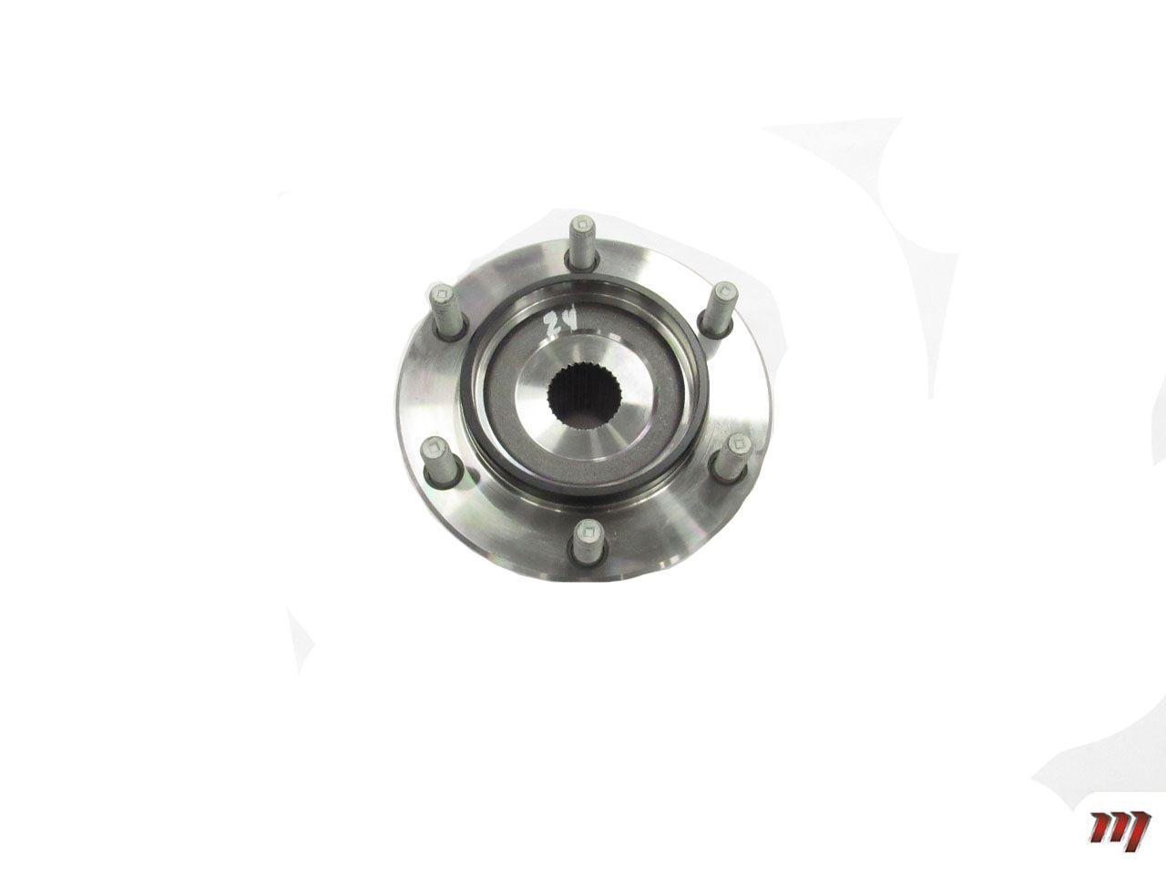 Cubo de Roda Dianteiro sem Rolamento Hilux 2004 a 2015  - Mirai Peças Toyota