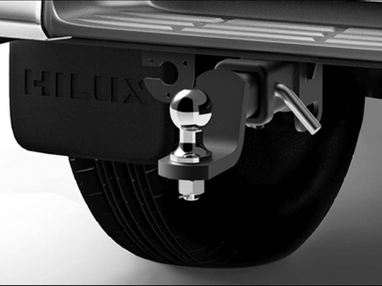 Engate 750kg Hilux STD SR SRV SRX  - Mirai Peças Toyota