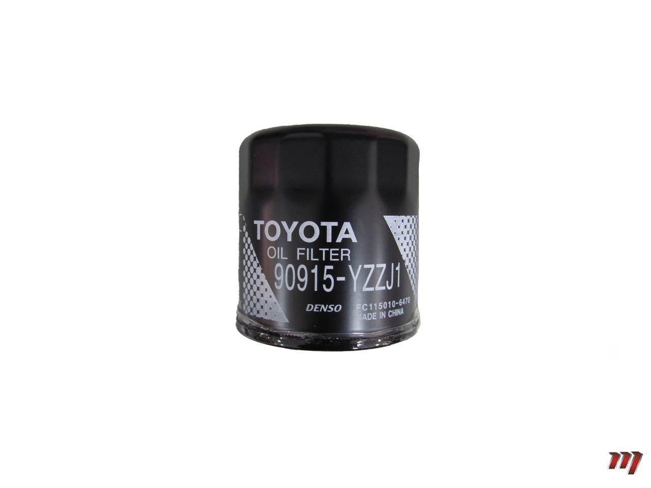 Filtro de Óleo Corolla 1.6 1.8 1991 a 2010  - Mirai Peças Toyota