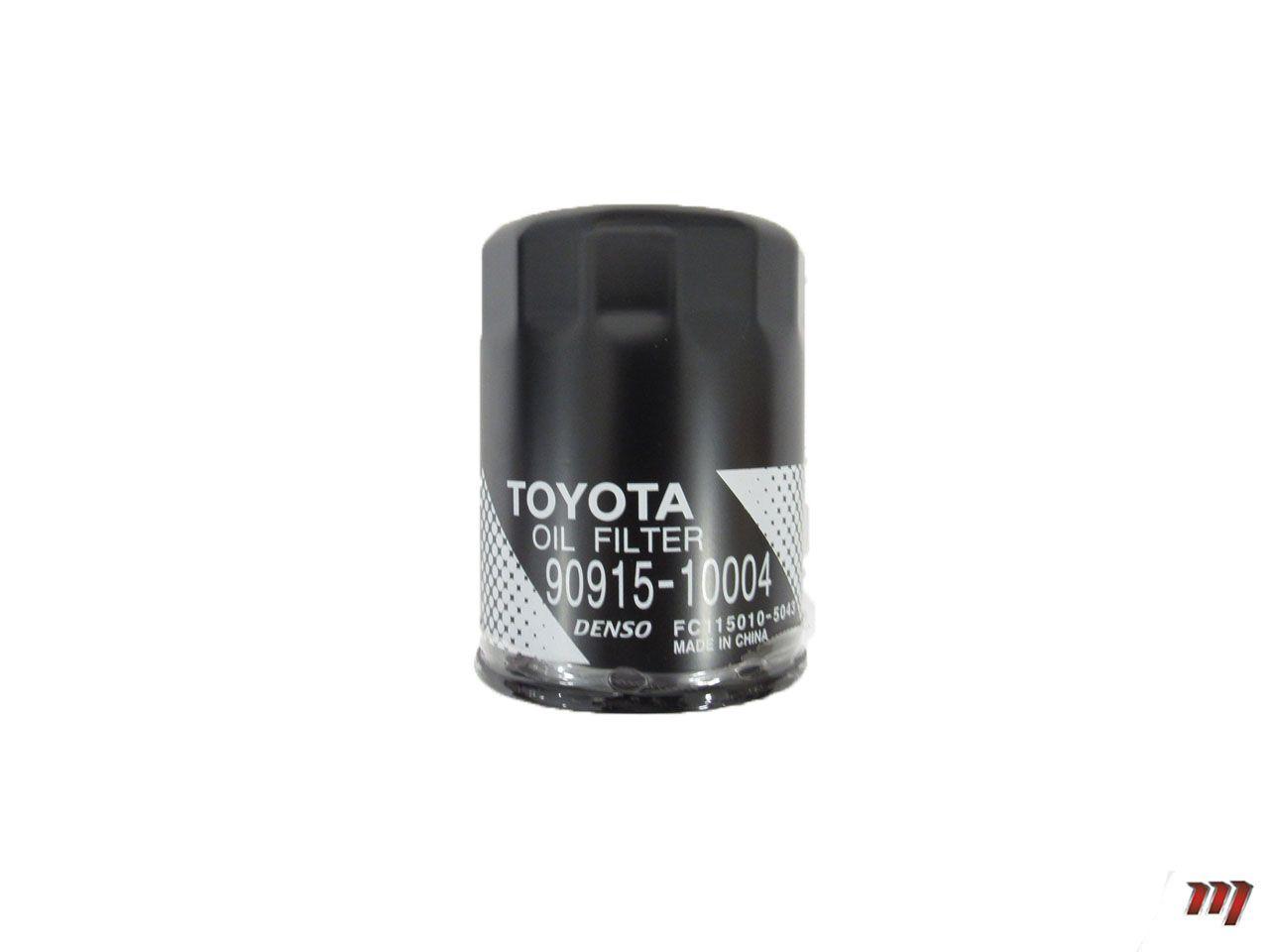 Filtro de Óleo Camry 2006 a 2011   - Mirai Peças Toyota