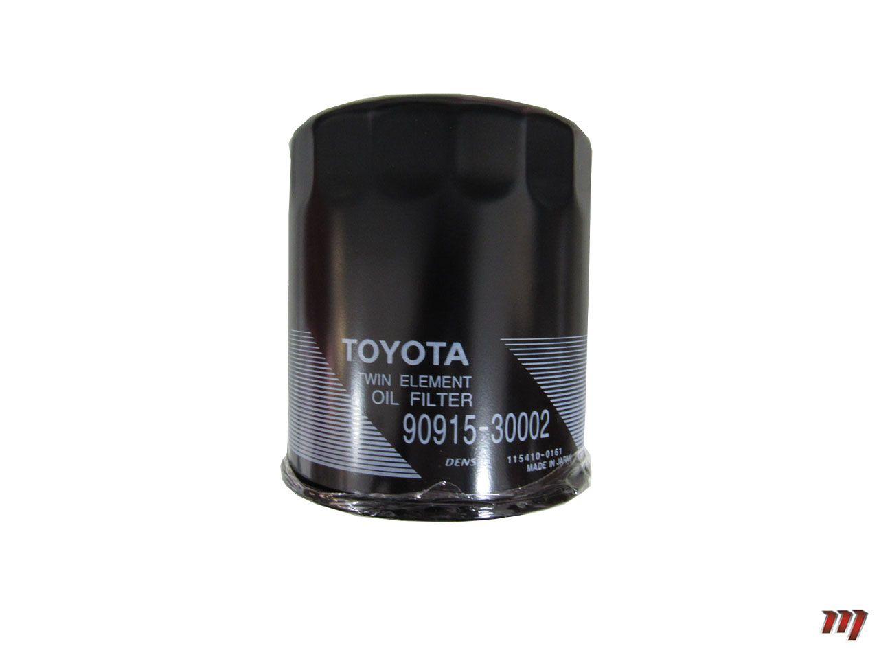 Filtro de Óleo SW4 1995 a 2001  - Mirai Peças Toyota