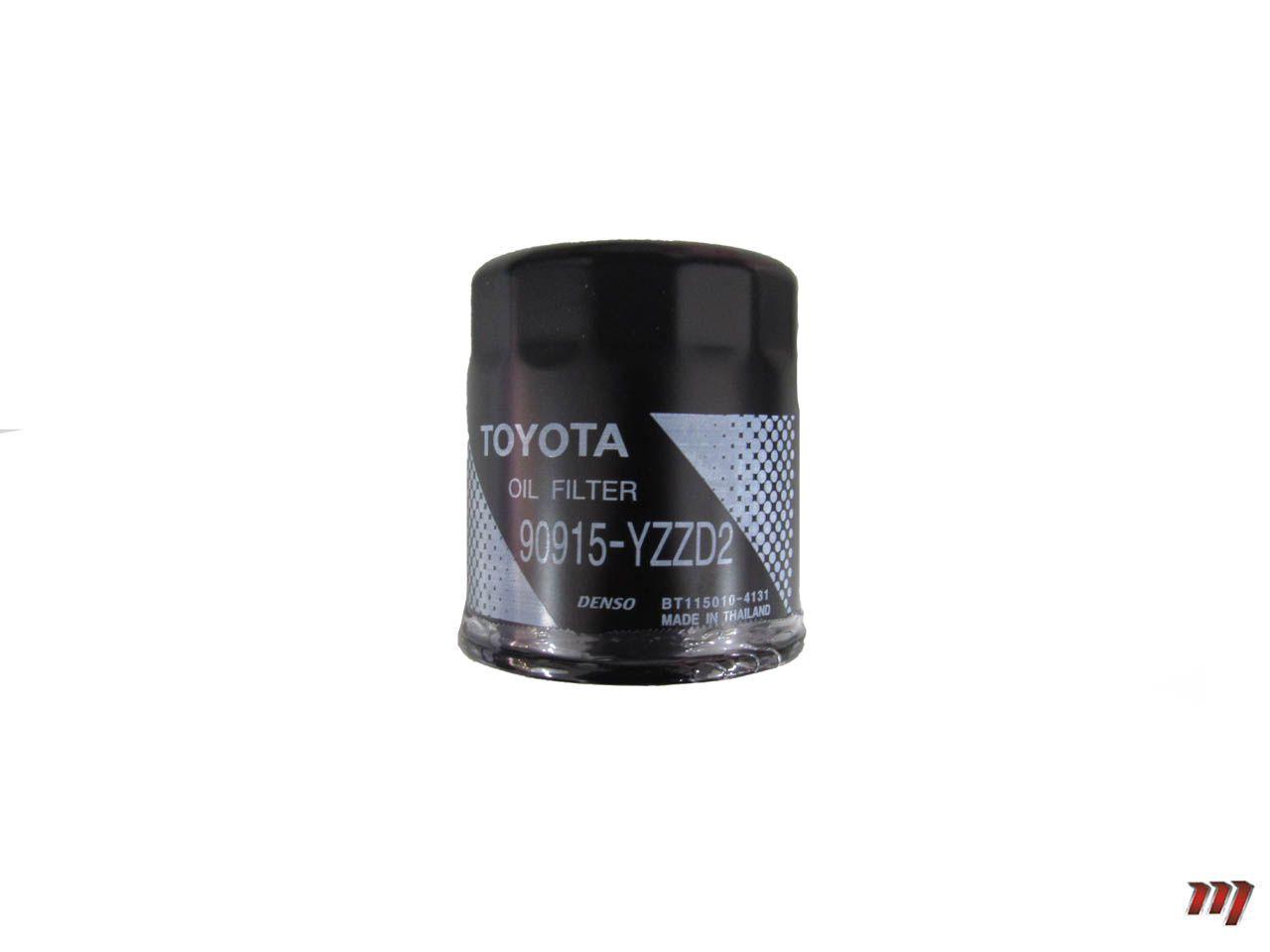 Filtro de Óleo SW4 2.7 3.4 1999  - Mirai Peças Toyota