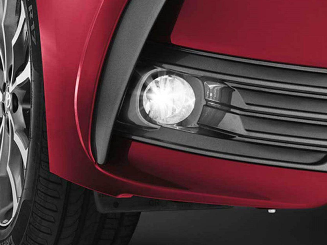 Kit de Lâmpadas de Luz Branca em LED para Faróis de Neblina Corolla XEi XRS ALTIS 2014 a 2019  - Mirai Peças Toyota