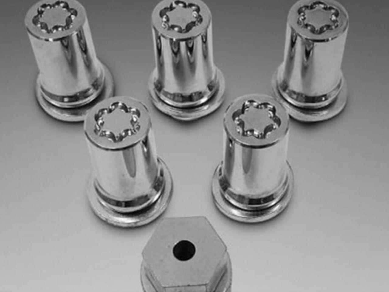 Kit de Segurança das Rodas de Liga Leve RAV4  - Mirai Peças Toyota