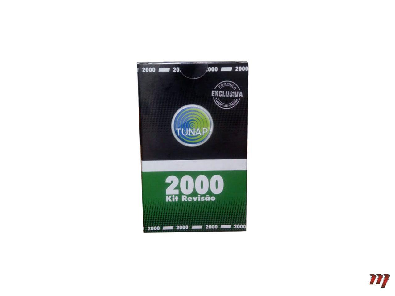 Kit Lubrificação Tunap 2000  - Mirai Peças Toyota